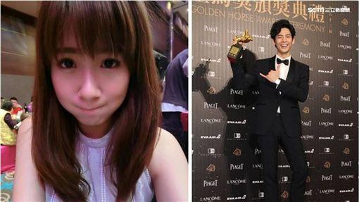 方志友,林柏宏,金馬,金馬53,最佳男配角 圖/翻攝自臉書