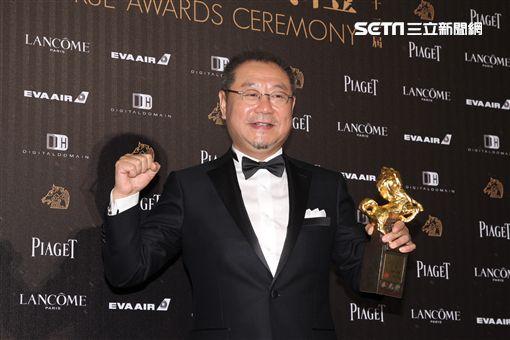 金馬,金馬53,金馬獎,范偉,最佳男主角(圖/記者邱榮吉攝)