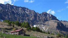 -阿爾卑斯山-圖/維基百科,攝影者Markus Bernet
