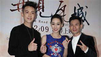 擦身影帝 柯震東慶功仍燦笑力挺導演