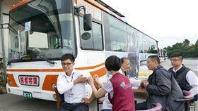 ▲新北市納全數公車司機免費打流感疫苗。(圖/新北市衛生局提供)