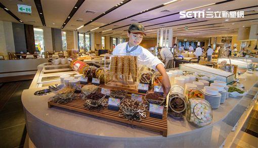 吃到飽自助餐漢來海港台北第二家分店天母店即將開幕。(圖/漢來海港提供)