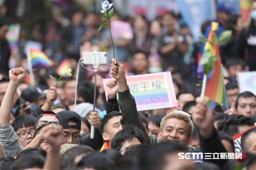 同志,婚姻平權,同性戀,公聽會。圖/林敬旻攝影