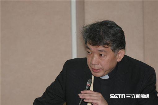 長老會牧師陳思豪 林敬旻攝