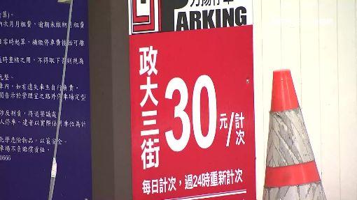 """超狂停車場!每次30元 租百年比""""買位""""俗"""