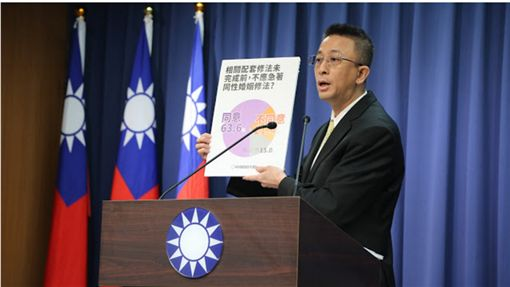 國民黨文傳會副主委胡文琦。國民黨提供