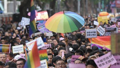同志,婚姻平權,同性戀,公聽會。記者林敬旻攝影 ID-725550