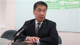 行政院發言人徐國勇。記者盧素梅攝