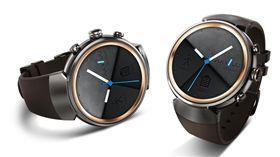 華碩提供 圓形智慧錶 ASUS ZenWatch 3