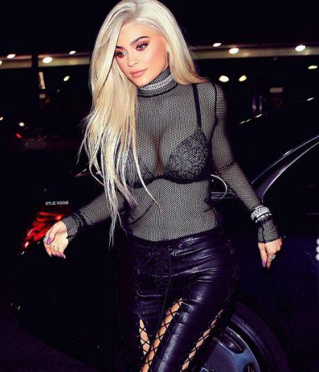 凱莉傑納(Kylie Jenner)IGhttps://www.instagram.com/kyliejenner/