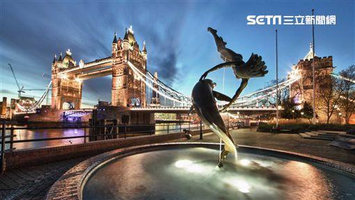 英國倫敦。(圖/阿聯酋航空提供)