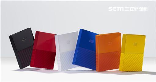 全新設計!WD推經典儲存硬碟系列