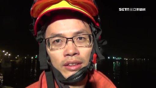 轎車衝入安平港 男駕駛2百米外尋獲