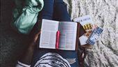 教育,閱讀,看書,放鬆(圖/Pixabay)