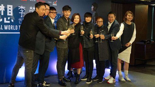20161129 李榮浩唱響香港紅磡 明年目標小巨蛋 圖/華納音樂提供