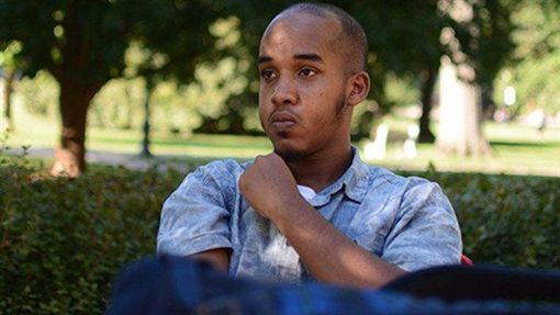 美俄亥俄州大校園砍人案凶嫌阿爾坦(Abdul Razak Ali Artan)。圖/翻攝自Twitter