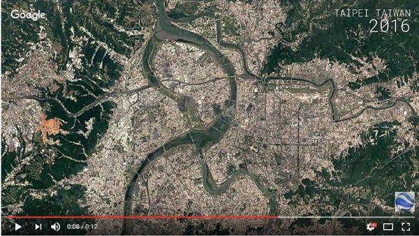影/探索台灣發展軌跡 Google縮時攝影發布重要更新