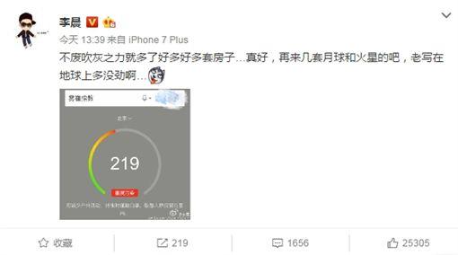 范冰冰、李晨被爆買青島別墅當婚房(圖/翻攝自微博)