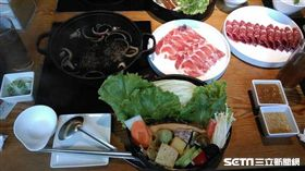 ▲火鍋是熱量、鹽、鈉量高的餐點。(圖/楊晴雯攝)