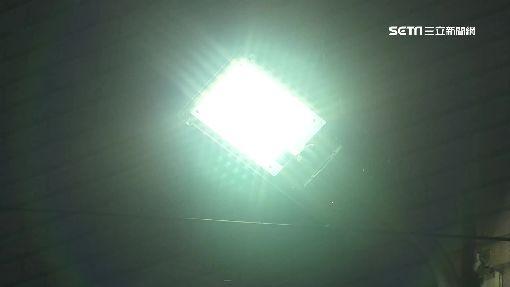"""LED路燈像太陽 """"角度直射""""住戶難入眠"""