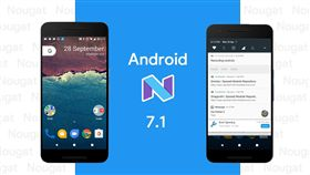 Android 7.1 Google Pixel 翻攝網路