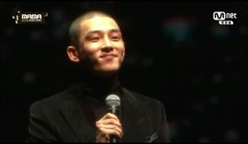 MAMA,香港,Mnet亞洲音樂大獎,劉亞仁,表演 圖/翻攝自直播網址skpb k-pop live