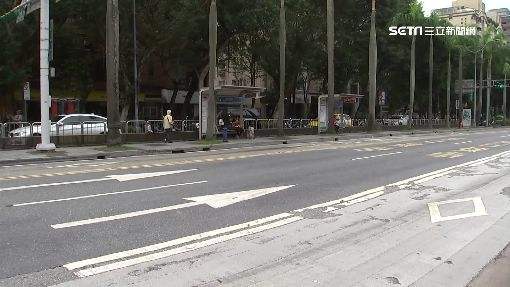 大路口站牌設計複雜 民眾貪方便闖紅燈