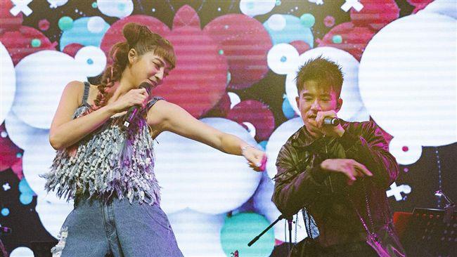 阿喜熱舞當JR嘉賓:謝謝來我演唱會