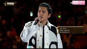 MAMA,香港,Mnet亞洲音樂大獎,王大陸 圖/翻攝自直播網址skpb k-pop live    16:9