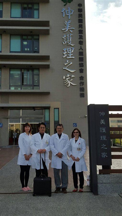 長照,智慧型,伸美護理之家 圖/中華民國兒童及老人照護協會提供