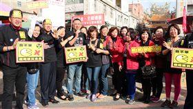 「反核食救孩子!」拒絕日本核災食品 金門不落人後 中央社