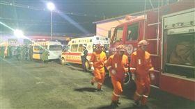 內蒙煤礦爆炸32死 監管官員被停職 中央社