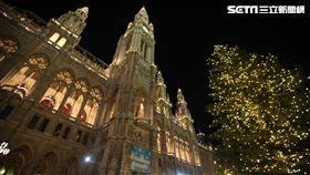 聖誕節,維也納,耶誕市集,歐洲,旅遊。(圖/記者簡佑庭攝)