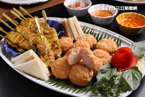 農曆新年年菜料理。(圖/公關照)
