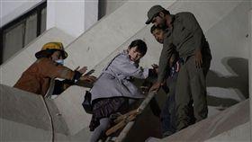 Karachi,飯店,火警,巴基斯坦 圖/美聯社/達志影像