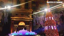 必朝聖!台北市耶誕樹在此 上傳照片有機會免費睡文華東方