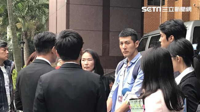 為拍《獨家保鑣》 郭鑫張翰北檢飆戲