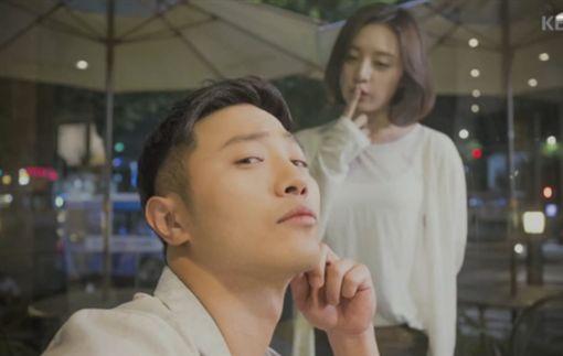 圖翻攝自韓網 KBS年末大賞