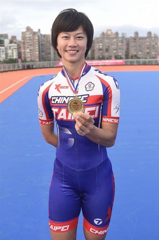 女子10000公尺世界紀錄保持人楊合貞(圖/世大運組委會提供)