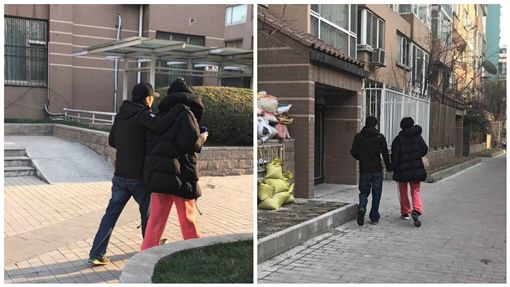 王菲,謝霆鋒,圖/翻攝自娛七爺微博