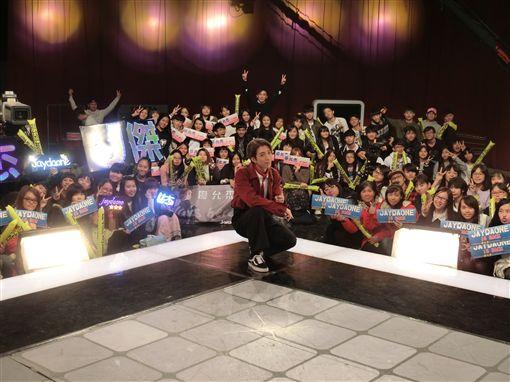 撩妹王?棒棒堂小杰強勢回歸歌手身分 圖/MTV提供