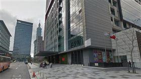 台北市信義區W飯店/Google Map