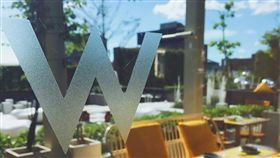 W飯店、W HOTEL、旅館(圖/翻攝自W HOTEL臉書)