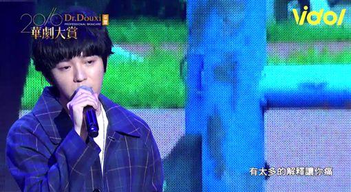 蔣卓嘉,Vidol,三立都會台,2016華劇大賞,飛魚高校生,表演