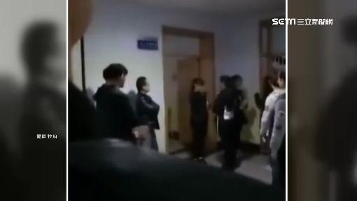 老師好狠! 甘肅講師逼遲到學生互摑