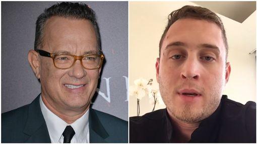 湯姆漢克,Tom Hanks,查特漢克,Chet Hanks/達志影像/美聯社、IG