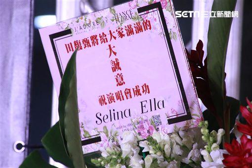 Selina林宥嘉現身田馥甄演唱會 圖/記者王建棠攝影