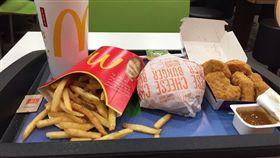 麥當勞,醬料,奧客,沾醬,番茄醬,甜辣醬,鹽 圖/翻攝自PTT