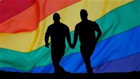 同志,同性戀,同性婚姻,婚姻平權,彩虹旗(圖/蘭姆酒吐司提供)(名家)