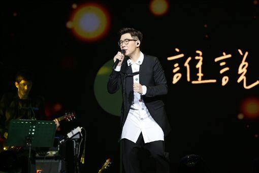 品冠,阿牛,演唱會,深圳(圖/種子音樂提供)